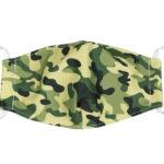 """Mundschutz """"Camouflage"""""""