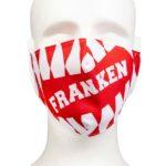 Frankenmaske für 10-12 Jahre