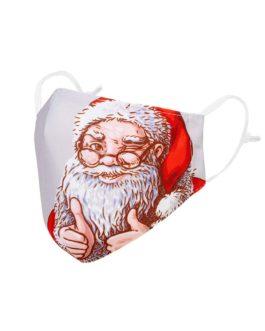 Weihnachtsmaske für 7-9 Jahre